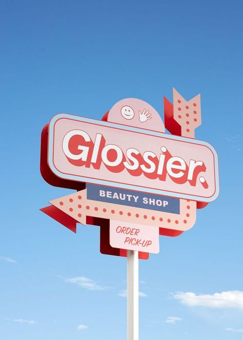 Pink Aesthetic Discover Glossiers Austin Pop-Up Store Is Opening This Week Glossier to Open Pop-Up Store In Austin Texas