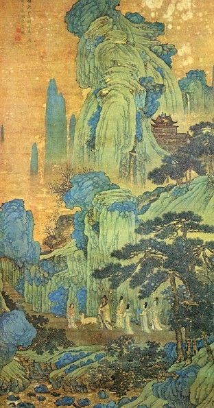 """Résultat de recherche d'images pour """"Shen Zhou"""""""