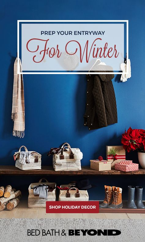 Prepare Your Entryway For Winter Coats Boots And Accessories