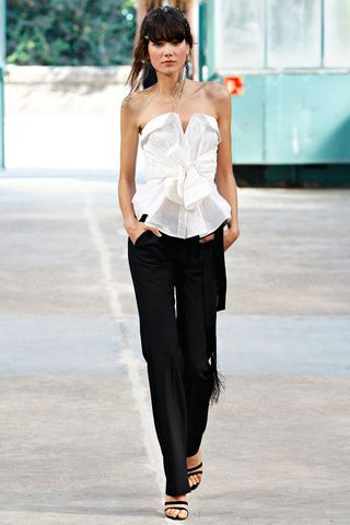 Alexis Mabille. Paris Fashion Week, primavera verano 2012.