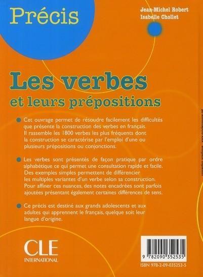 Telecharger Les Verbes Et Leurs Prepositions Pdf Gratuit