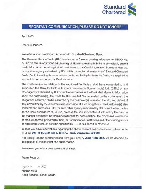 letter for credit card air ticket indigo airlines authorization