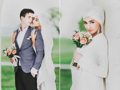 Никах невеста фото