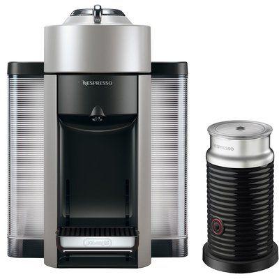 Nespresso Nepresso Vertou Coffee Espresso Maker In 2020 Coffee