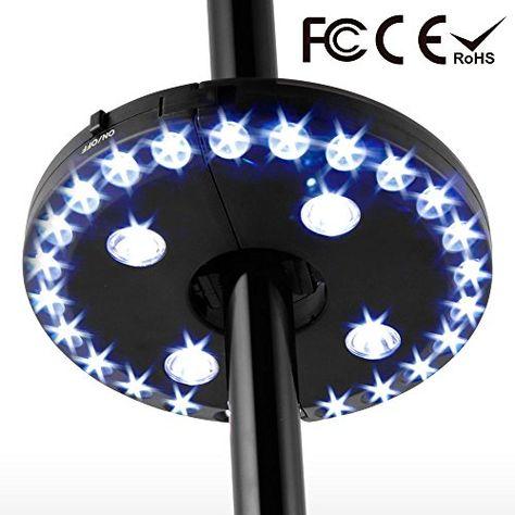 lumi/ères de guirlande ext/érieures pour le jardin imiGY 30 LED lumi/ère color/ée - paquet de 2 Guirlandes solaires