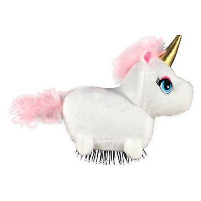 Tangle Pets Sparkle The Unicorn Detangling Hair Brush Hair