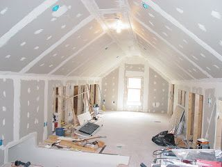 Finishing The Attic Finishing The Attic House And Flat Decorations Attic Remodel Attic Renovation Attic Design