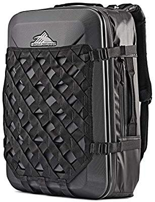 High Sierra Otc 22 Quot Outdoor Tactical Carry Hybrid Backpack Black Black Tactical Backpack Luggage Leather Messenger Bag Laptop