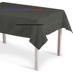 Tischeindecken Rechteckige Tischdecke Bildet Perfekte Tischdekoration Hubsch Dekorierte Tafel Bringt Charme In Ihren Wohnraum Der Stil Der Tischdecke Hangt In 2020