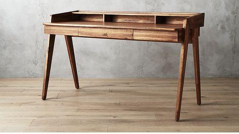 Drommen desk afton office pinterest Письменный стол