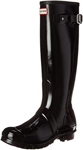 Gummistövlar HUNTER Original Gloss W23616 Black