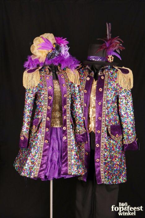 Carnavalsjas Dames Ringmaster is een GEWELDIGE JAS , geheel