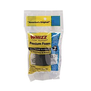 Premium Black Concave Foam Mini Rollers Paint Supplies Foam Painting Tools