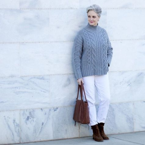 Buy Heavy Knits - Lessons We Learned from Awesome Women About Embracing Aging - Photos
