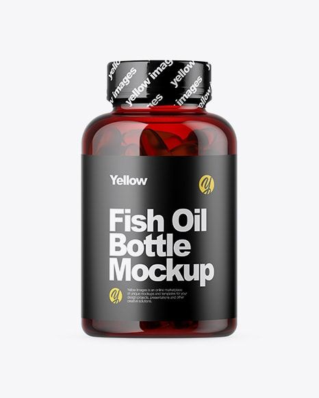 Download Vitamin Bottle Mockup Yellowimages