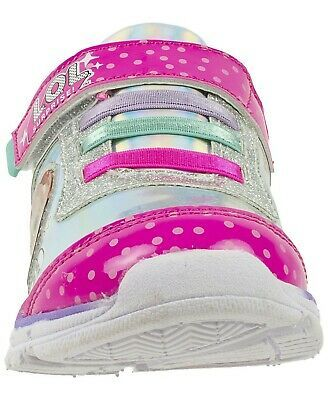 girls size 2 tennis shoes