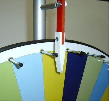 Mini Prize And Carnival Wheel Of Fortune Wheel Of Fortune Custom Metal Fabrication Prize Wheel