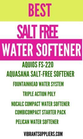 Best Salt Free Water Softener System 2020 Saltless Water Treatment System Water Softener
