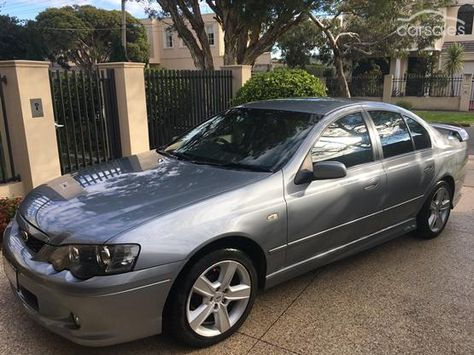 2003 Ford Falcon Xr6 Ba Auto 4 500 Ford Falcon Cars For Sale