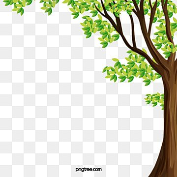 Fresh Green Png Big Tree Fresh Green Trees Png Transparent Clipart Image And Psd File For Free Download Di 2021 Pohon Hijau Daun