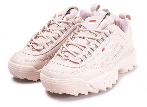 les premiere chaussure fila