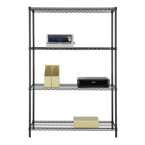 Home Improvement Steel Shelving Adjustable Shelving Metal Shelves