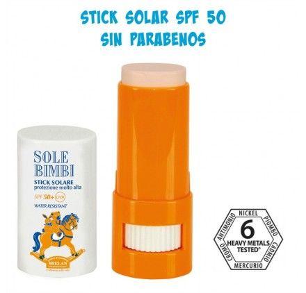Sole Bimbi Stick Solar De Helan Protege De Manera Efectiva Y