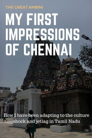 First impressions of Chennai | ✈️ Travel Asia | India
