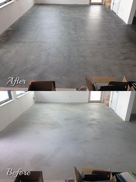 Deep Penetrating Sealer Dps One Gallon Concrete Floors Diy