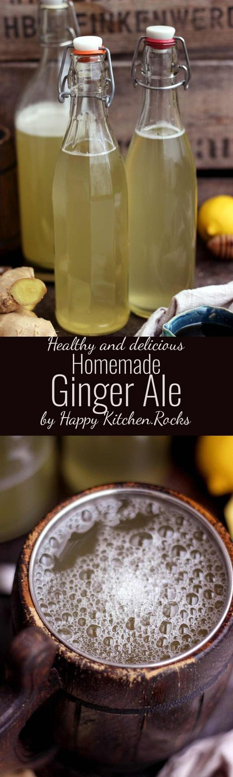 holidays This Easy Homemade Ginger Beer...