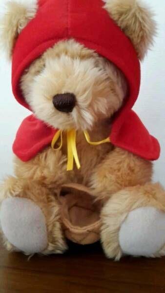 Wir Verkaufen Hier Den Nie Bespielen Teddy Unserer Tochter Br Er Entstammt Einer Teddy Teddybar Bar Rotkappchen Wie Neu In Nordrhein Westfal In 2020