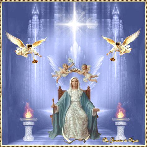 Cantinho de Imagens da Guerreira: Mãe Maria