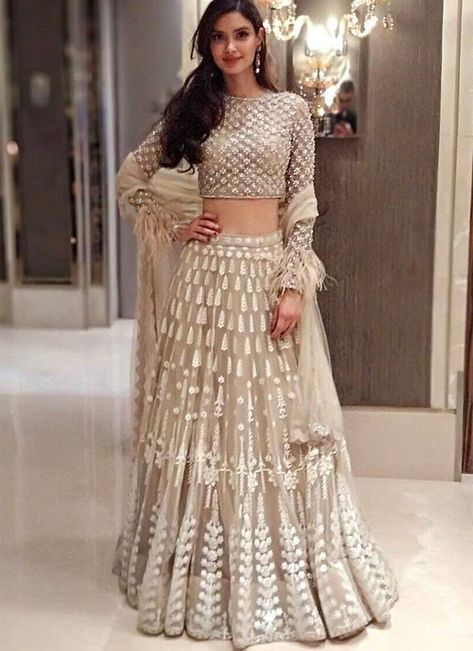 Rs.21,647.73 ❤❤ Designer Exclusive Collection of Bridal Lehenga, Designer Lehenga, Lehenga Choli, Ghagra Choli, Floral Design, लेहंगा, Select From more that 5000+ Designer Exclusive Styles. Get Delivery at your Door step. International Shipping Available. Made to Order Exclusive Products Available  #bridalportrait #TheFabApp #FabOccasions #indianbride #indianwedding #bridalshower #bridetobe .