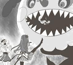 0b9947537d7468c3bb717079667daecb my best friend best friends puella magi madoka magica memes buscar con google anime, manga,Puella Magi Madoka Magica Meme