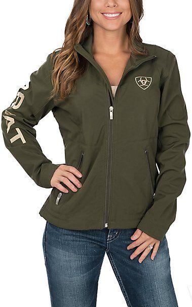 Long Sleeve Soft Shell Jacket
