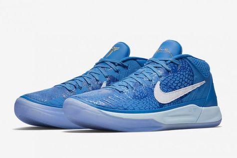 Nike Kobe AD DeRozan PE AQ2722 900 | Blue basketball shoes