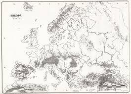 mapa FISICO EUROPA  Busca de Google  MAPAS  Pinterest  De