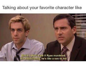Literally though. Midna, Chloe Price, Jack Dawson, Link, or. heaven forbid ARIEL do that but I would still love themXD Nathan Prescott and Moriarty definitely fill this bill though for me. Stupid Funny Memes, Haha Funny, Hilarious, Funny Stuff, Funny Shit, Funny Things, Best Of The Office, The Office Show, Office Jokes