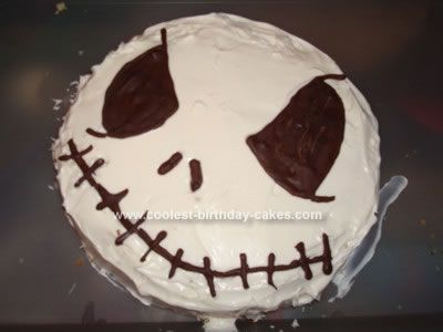 Coolest Creepy Halloween Cake Halloween cakes Cake and Homemade