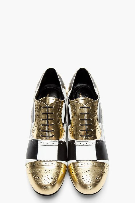 Dolce & Gabbana Carretto print lederen portemonnee Grijs
