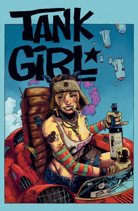 Tank Girl, Samuel Busch