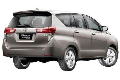 Toyota Innova Crysta 2020 Di 2020