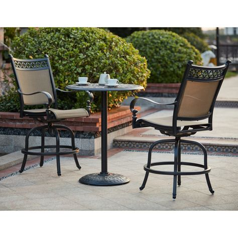 Outdoor Darlee Mountain View 3 Piece