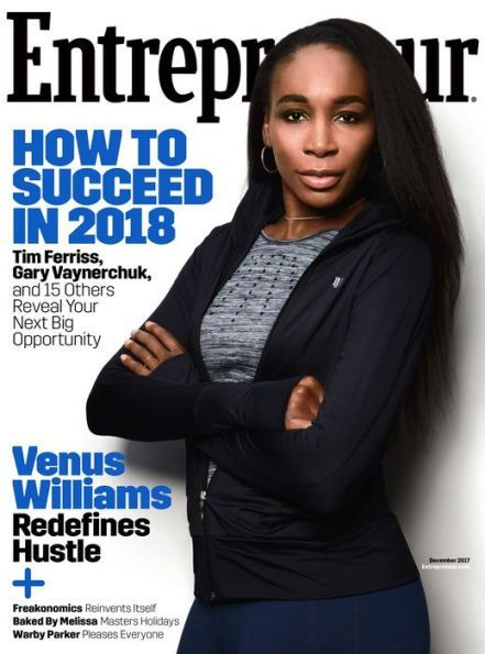Featured articles from the December 2017 issue of Entrepreneur Magazine. Full archived issues of the top business magazine from Entrepreneur.