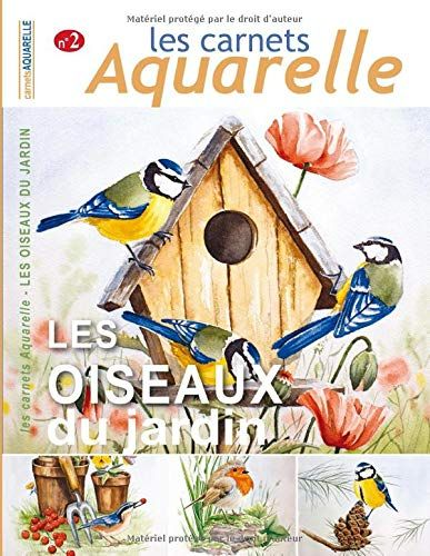 Telecharger Les Carnets Aquarelle N 2 Peindre Les Oiseaux Du