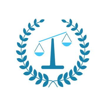 Justice Scales Lawyer Logo Scales Of Justice Sign Icon Court Of Law Symbol Abstract Graphic Icon Logo Design Templ Logo Design Template Lawyer Logo Logo Design