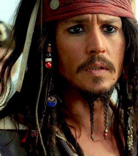 *CAPTAIN JACK SPARROW ~ Pirates of the Caribbean