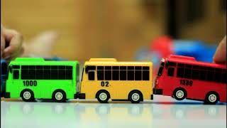 Anak Lucu Review Mainan Tayo The Little Bus Belajar Warna Berhitung Sambil Bermain Hai Tayo Mainan Mainan Anak Anak Lucu