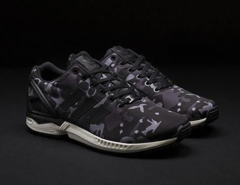 online retailer 0d438 05326 official sneakersnstuff x adidas zx flux pattern pack fdf4a 4adff