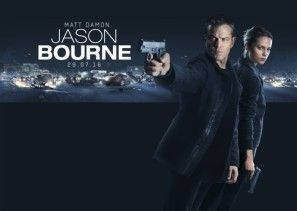 Jason Bourne Poster Id 1375570 Jason Bourne Jason Bourne 2016 Matt Damon Jason Bourne